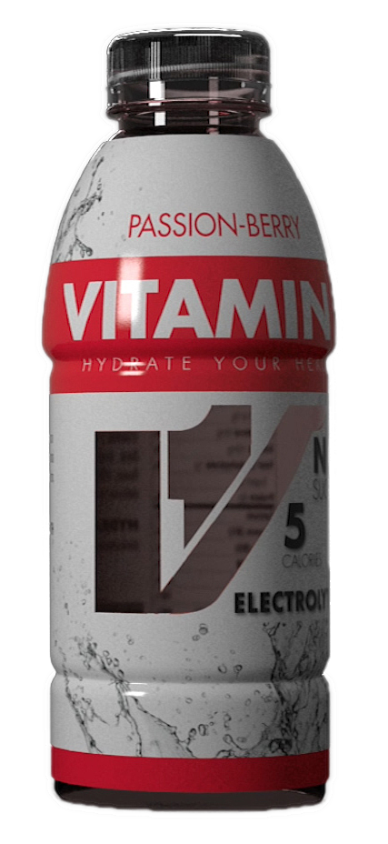 Vitamin 1 Passion Berry
